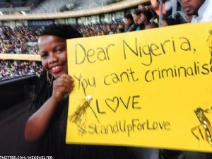 Gay South Africans attack Nigeria at CHAN over homosexuality ban