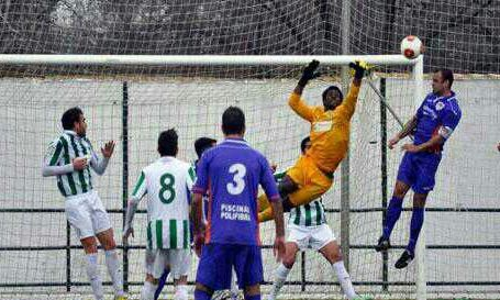 Razak Braimah in action for Cordoba