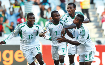 Super Eagles say they are ready for Local Black Stars.