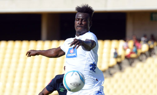 SuperSport United coach Cavin Johnson is confident Edwin Gyimah will return to action