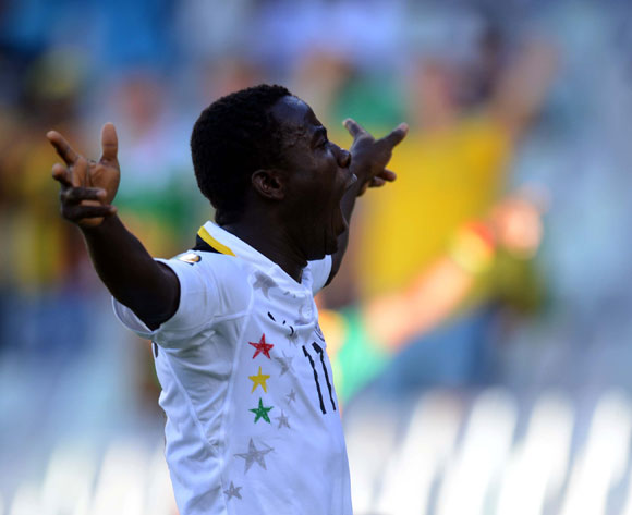 Theophilus Anobaah faces late fitness test for Ethiopia clash
