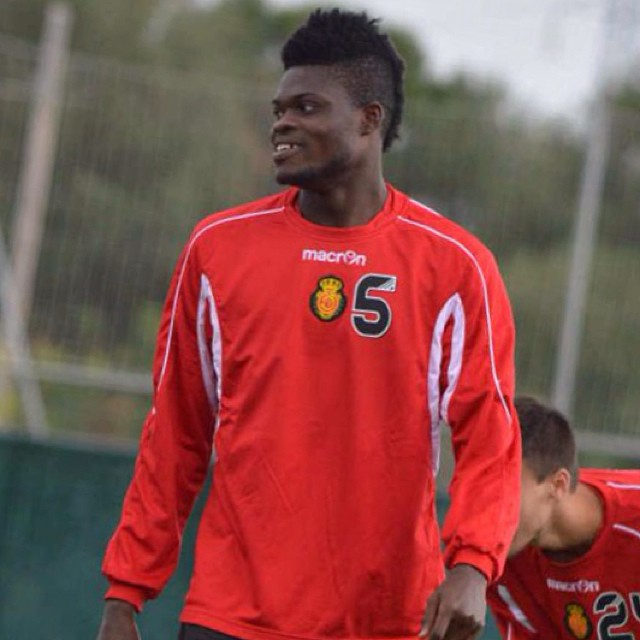Thomas Partey has urged his Mallorca team-mates to push harder for promotion