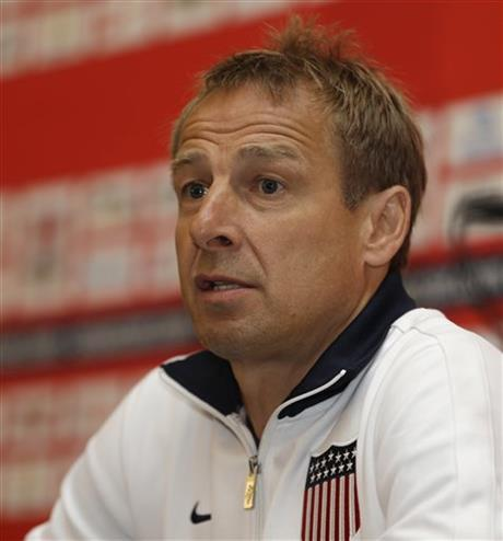 USA begin preparations for World Cup with first month-long camp