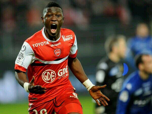 Waris delighted with his Ligue 1 debut goal