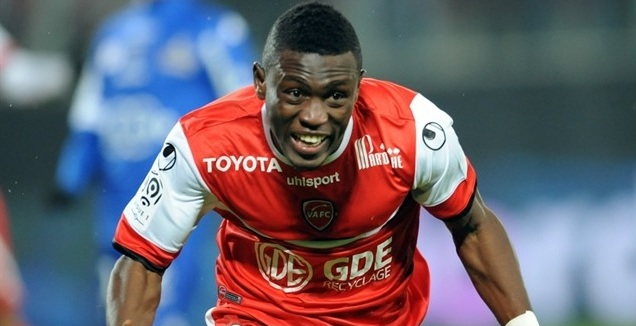 VIDEO: Watch Abdul Majeed Waris's goal on Valenciennes debut