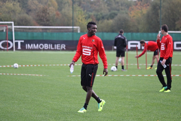 John Boye wants Stade Rennes to keep fighting till the end