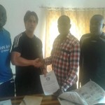 Swedish Tom Strand signs two-year contract to coach Bechem United