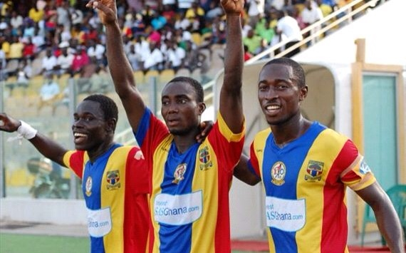 Hearts of Oak won