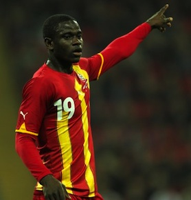 Ghana defender Jonathan Mensah says a positive attitude at the 2014 World Cup in Brazil in June will help them improve on their quarter-final showing at the previous competition.