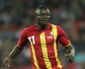 Ghana midfielder Sulley Muntari has pinpointed the United States as a major threat for the Black Stars' ambition of reaching the second round of the World Cup in June.