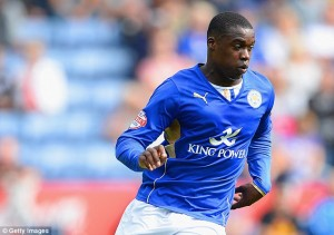Going nowhere Leicester City have rejected Swansea's move for Jeffrey Schlupp
