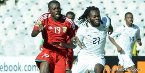 Libya remained top of Group C at the African Nations Championship courtesy of a 1-1 draw with Ghana on Friday, while Congo sent Ethiopia packing with a 1-0 win in Bloemfontein.