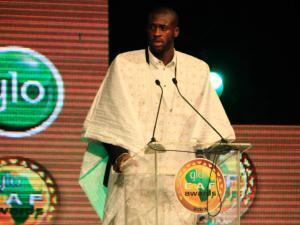 Ivorian star Yaya Toure equals Abedi Pele, Eto'o record