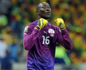 Accused Asante Kotoko goalkeeperAbdoulaye Soulama