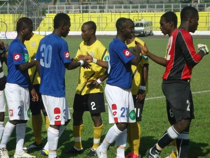 Aduana Stars fell to Hearts on Saturday
