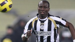 English sides Arsenal and Tottenham are in a race to sign Ghana midfielder Emmanuel Agyemang-Badu from Italian side Udinese following his explosive form this season.