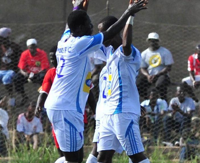 Amidaus-Professionals beat Inter Allies 2-0