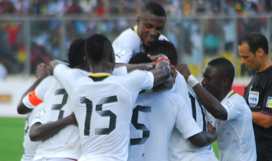 Ghana will be making a third successive appearance at the World Cup