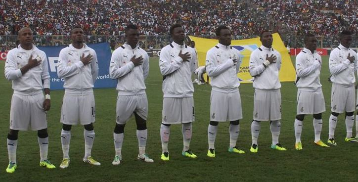 Ghana to play Costa Rica and Honduras in pre-World Cup friendlies