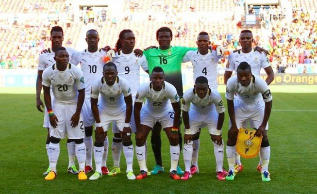 Black Stars have already set camp in Holland and USA