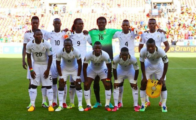 Ghana offered world class training facility by CAF ahead of 2014 World Cup