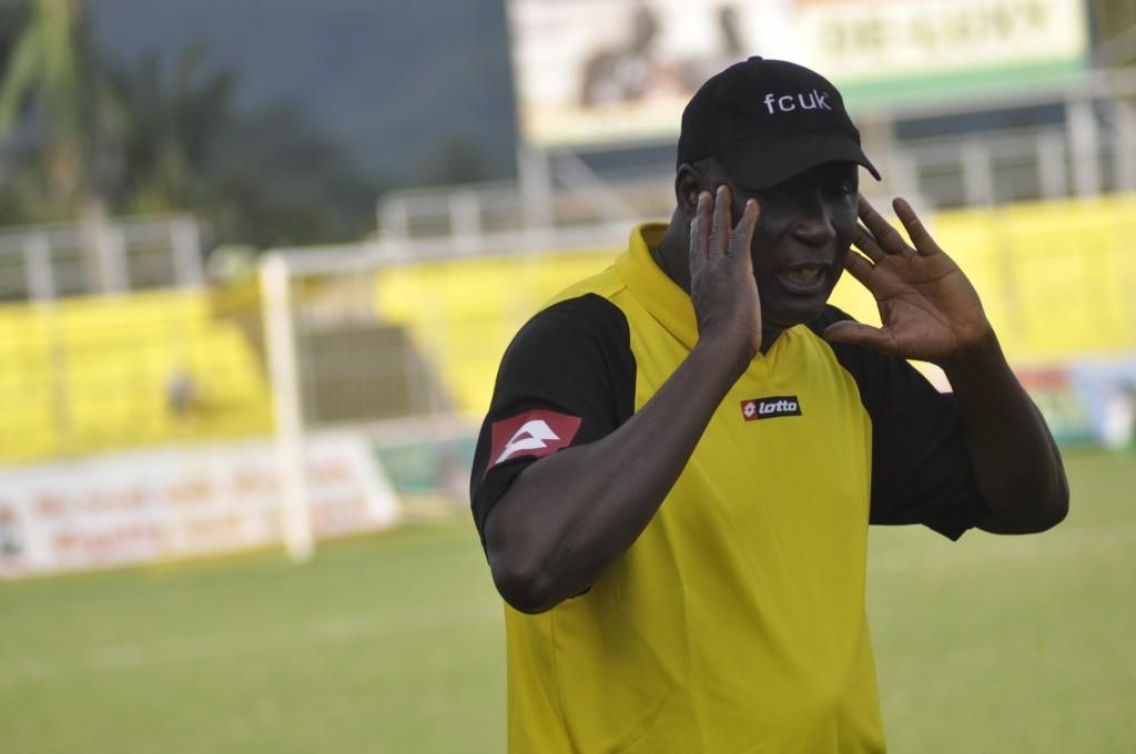 Bashir Hayford is under intense pressure