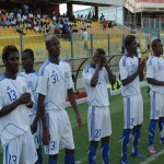 King Faisal stutter at Bechem United