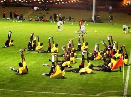 Black Stars to camp in Los Angeles ahead of World Cup
