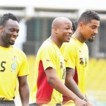VIDEO: Ghana players admit shock over huge World Cup win over Egypt, funny Gyan jokes