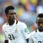 CONFIRMED: John Boye returns to Black Stars duty for Montenegro clash