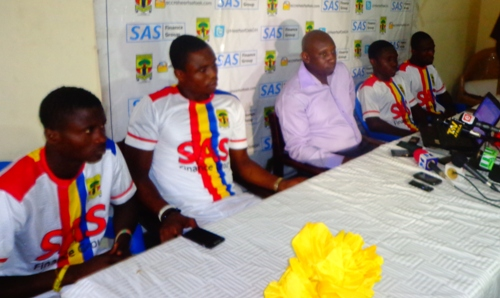 Hearts unveil four new players to boost domestic campaign