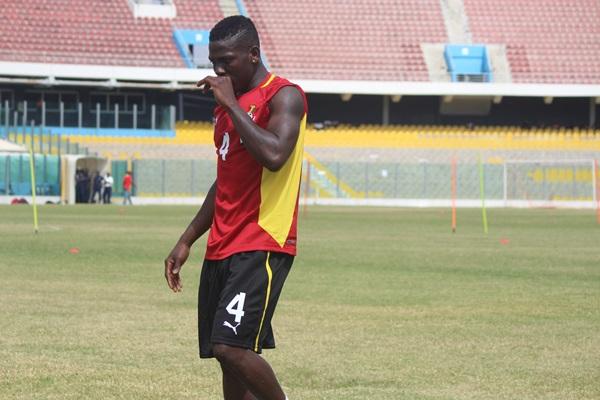 Daniel Opare confident Ghana can stop C. Ronaldo