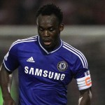 Ghana midfield supremo Michael Essien hails Black Stars emerging talents