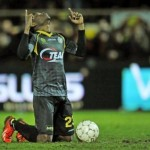 VIDEO: Watch Ghanaian super-teen Eugene Ansah expertly converts a penalty to propel Lokeren to Belgian Cup final