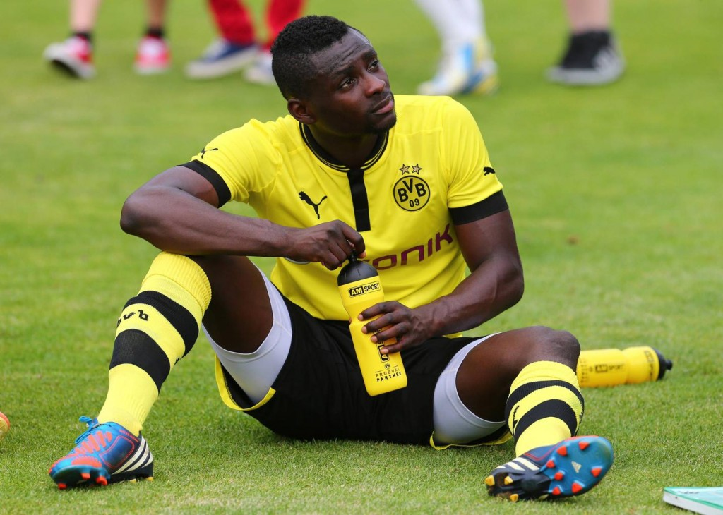 Ghanaian midfielder Evans Owusu Nyarko could break into the Borussia Dortmund first team squad after impressing with their team B.