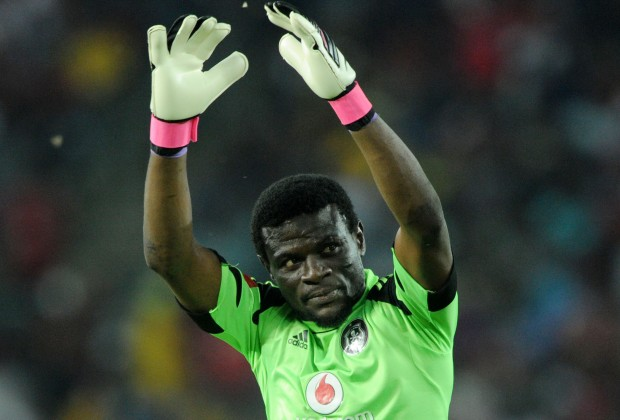 Fatau Dauda has made just two official appearances for Orlando Pirates