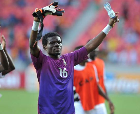 Fatau Dauda impressed for Ghana at the 2013 Nations Cup