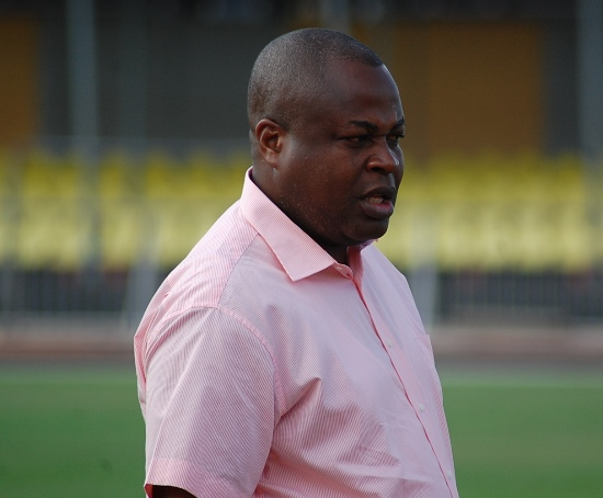 Fred Pappoe was happy with Local Black Stars