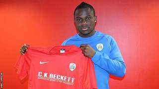 Emmanuel Frimpong signed for Barnsely.