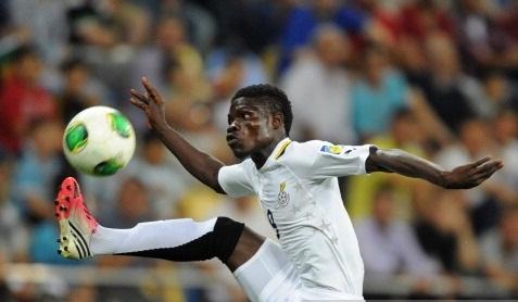 Ghana U20 star Francis Narh