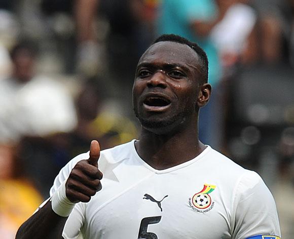 Ghana defender John Mensah
