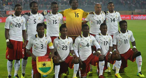 Ghana will be making its third appearance at the World Cup in Brazil