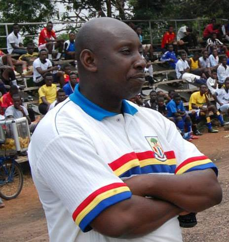 Hearts of Oak chief Neil Armstrong-Mortagbe