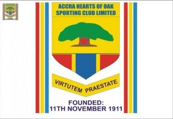 Hearts move training sessions to Legon Park