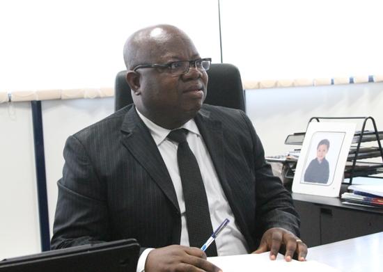 First Capita Plus Bank CEO John Kofi Mensah