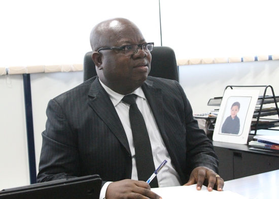 Chief Executive Officer of First Capital Plus Bank John Kofi Mensah