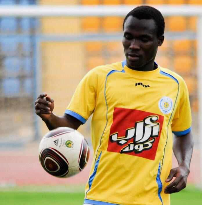 John Antwi has scored 6 goals in the Egyptian top-flight