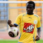 Free-scoring Ghanaian striker Antwi calm over Black Stars snub