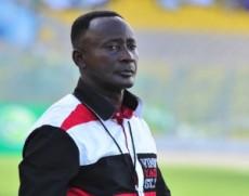 Jonas Amissah wants to pull a major shock against Kotoko