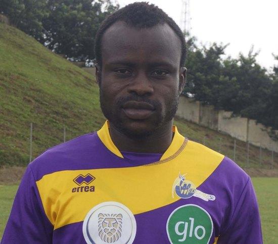 Medeama striker Kabiru Moro